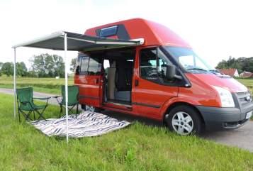 Wohnmobil mieten in Buchloe von privat | Ford AllgäuNugget