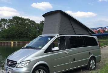 Wohnmobil mieten in Marl von privat | Mercedes-Benz Viano  Sterni