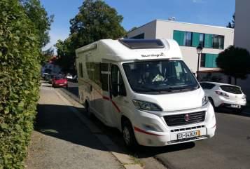 Wohnmobil mieten in Dresden von privat | Sunlight Sunlight T64