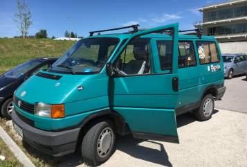 Wohnmobil mieten in Freising von privat | Volkswagen Sir Egbert