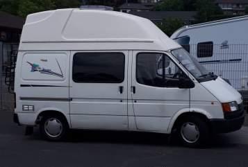 Wohnmobil mieten in Leverkusen von privat   Ford Sommerrresidenz