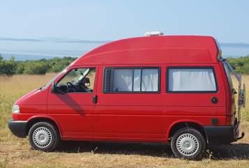 Wohnmobil mieten in Westhausen von privat | VW T4 California Berta