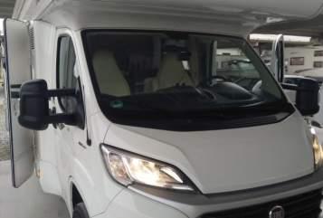 Wohnmobil mieten in Bad Tölz von privat | XGO SANDIK Automati