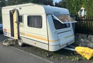 Wohnmobil mieten in Jesewitz von privat | Knaus Südwind 8505