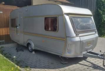 Wohnmobil mieten in Sauerlach von privat | Tabbert Royal Tabbert
