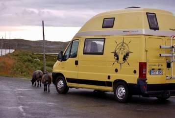Wohnmobil mieten in Dortmund von privat | Citroen Jumper Campbär