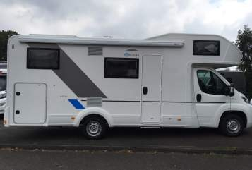 Wohnmobil mieten in Wesseling von privat   Sunliving Sunliving