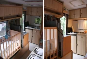 Wohnmobil mieten in Löffingen von privat   Fiat Ducato Wohni  Urlaub mit Baby und kleinkind