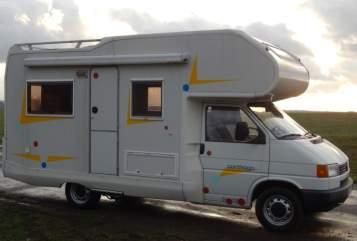 VW Cathargo Camper in Meißen mieten von privat inkl. Versicherung