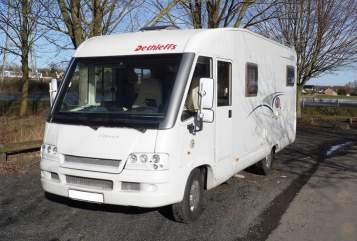 Dethleffs Wohnmobil in Kassel privat mieten von privat inkl. Versicherung