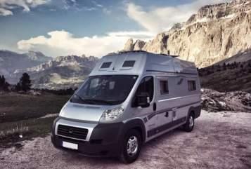 Wohnmobil mieten in Niederkrüchten von privat | FIAT Dexter