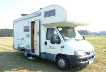 Camper in POtsdam von privat günstig mieten