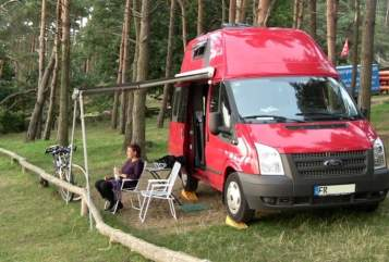 Nugget Camper in Freiburg mieten von privat