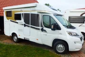 Carado T 132 Wohnmobil Pegnitztal 2, von privat mieten in Neuhaus