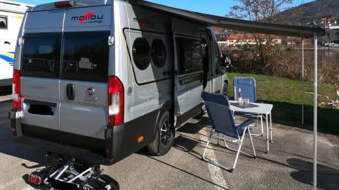 Wohnmobil mieten in Gelnhausen von privat | Malibu Charming GT