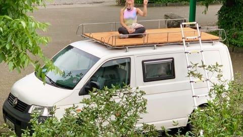Wohnmobil mieten in Köln von privat   VW Hannes