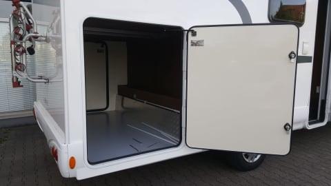 Wohnmobil mieten in Wendlingen am Neckar von privat   Fiat Womo Paul