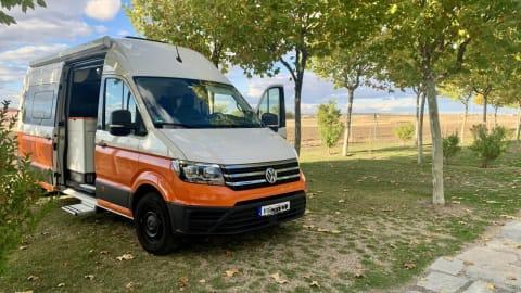 Wohnmobil mieten in Köln von privat   VW Calli