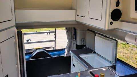 Wohnmobil mieten in Köln von privat | Ford Kölscher Knut