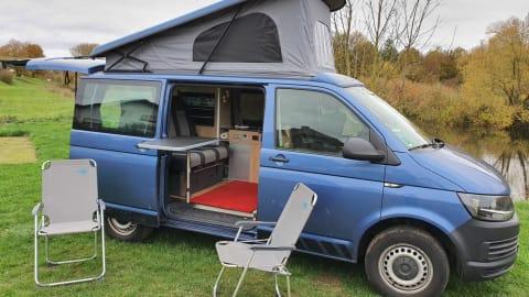 Wohnmobil mieten in Eichenzell von privat | VW VW T6 Camper