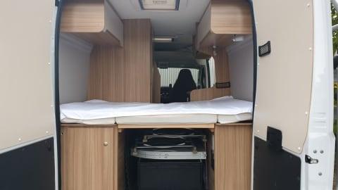 Wohnmobil mieten in Endingen am Kaiserstuhl von privat | Weinsberg Fuchs