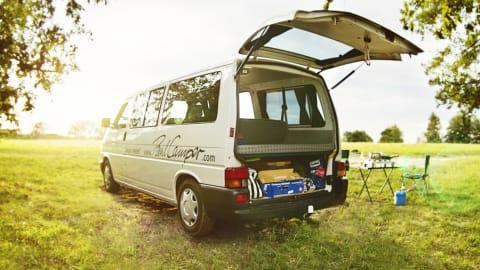 Wohnmobil mieten in Berlin von privat   VW Paul