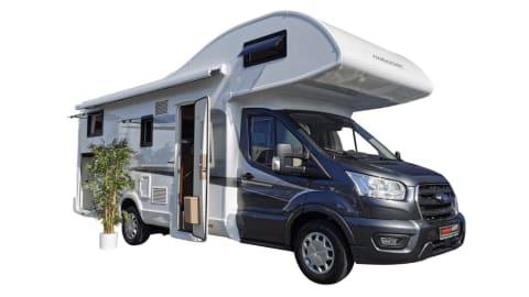 Wohnmobil mieten in Niederwiesa von privat   NOBEL ART Ford Transit A7000 NB 10