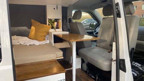 Wohnmobil mieten in Wedel von privat   VW Gianelli