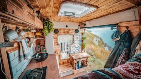 Wohnmobil mieten in Porto von privat   Mercedes Malteser