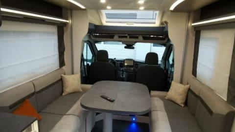 Wohnmobil mieten in Waischenfeld von privat | Chausson WoMo