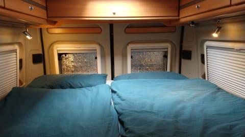 Wohnmobil mieten in Hatten von privat   Pössl Der Bus