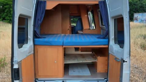 Wohnmobil mieten in Berlin von privat   Dethleffs  Globecar