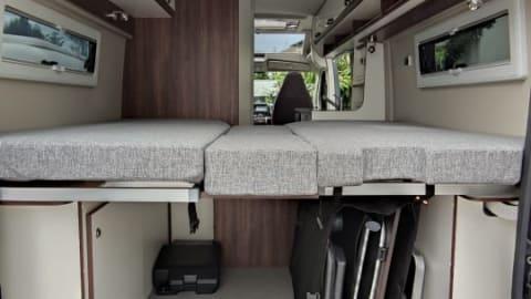 Wohnmobil mieten in Ingolstadt von privat | Pössl Summit Prime