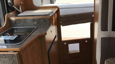 Wohnmobil mieten in Wasserburg von privat   Pössl Summerhill