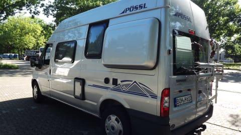 Wohnmobil mieten in Bocholt von privat   Pössl Hilda
