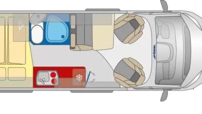 Wohnmobil mieten in Seeboden am Millstätter See von privat | Pössl 2win PLUS Linders Pössl