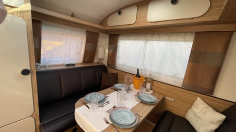 Wohnmobil mieten in Grünstadt von privat | Knaus Schwälbchen