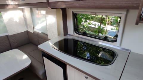 Wohnmobil mieten in Halblech von privat | Bürstner AIS Traummobil