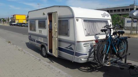 Wohnmobil mieten in Harsum von privat   Fendt Hasenexpress