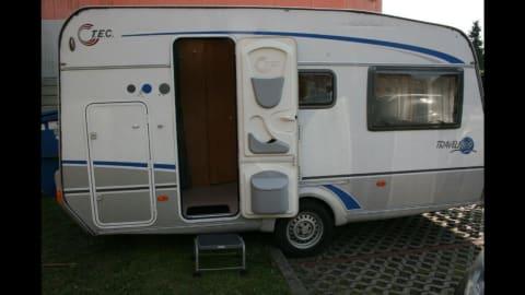 Wohnmobil mieten in Lüneburg von privat   Tec caravan Travelbird