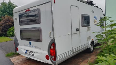 Wohnmobil mieten in Alfter von privat | Knaus Car-Lotta