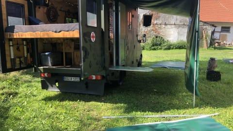 Wohnmobil mieten in Schwarzach von privat | Mercedes Benz BONNY