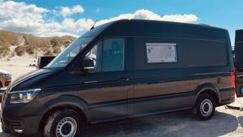 Wohnmobil mieten in Flensburg von privat | VW Bullicool