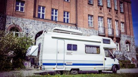 Wohnmobil mieten in Berlin von privat | Fiat TIPIYEAH-MOBIL