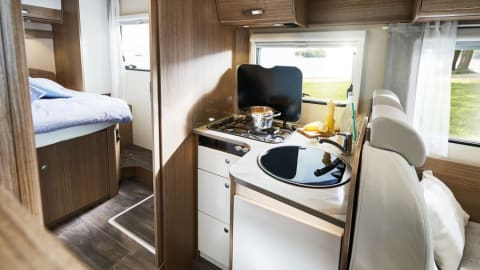 Wohnmobil mieten in Dortmund von privat | Carado Carado T 339