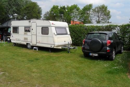 Wohnmobil mieten in Sankt Ingbert von privat | Bürstner Der Fuchsbau