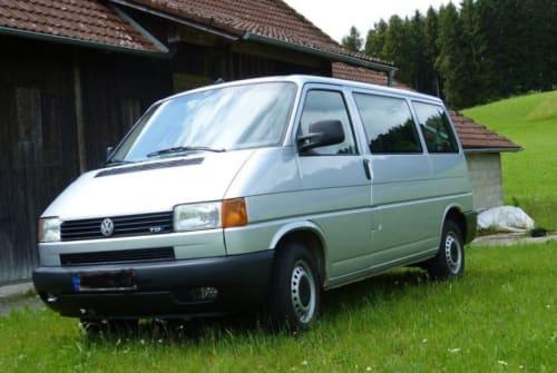 Wohnmobil mieten in Stadtbergen von privat | Volkswagen Foxi