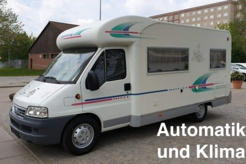 Wohnmobil mieten in Panketal von privat   Fiat Horst