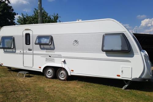 Wohnmobil mieten in Rees von privat | Knaus  Knaus