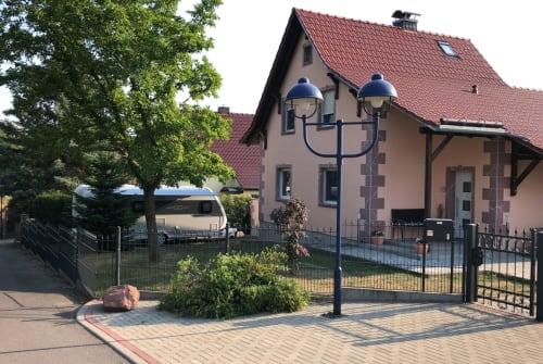 Wohnmobil mieten in Rötha von privat   Hobby DE LUXE EDITION